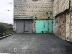 Бокс под кузовные работы. Улица Адмирала Кузнецова 50, р-н 64, 71 микрорайоны, 54кв.м., цена указана за все помещение в месяц. Дом снаружи