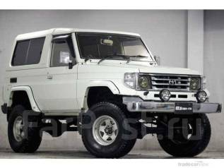 Toyota Land Cruiser. автомат, 4wd, 4.2, дизель, 125 000 тыс. км, б/п, нет птс. Под заказ