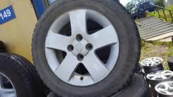 Продам колёса. 5.5x14 4x100.00 ET40 ЦО 70,0мм.