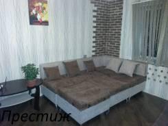 1-комнатная, улица Адмирала Юмашева 12. Баляева, 28 кв.м. Комната