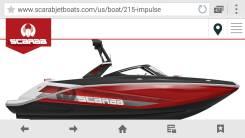 SEA DOO scarab 215 impulse HO новый Обмен. Год: 2017 год, длина 7,00м., двигатель стационарный, 520,00л.с., бензин