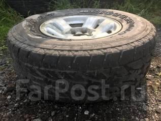 Продам шину с диском. 7.0x16 6x139.70