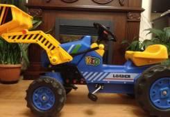 Детские тракторы.