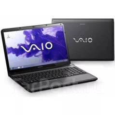 "Sony VAIO. 17.3"", ОЗУ 8192 МБ и больше, диск 500 Гб, WiFi, Bluetooth, аккумулятор на 4 ч."