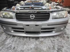 Ноускат. Nissan Expert, VNW11 Двигатель QG18DE