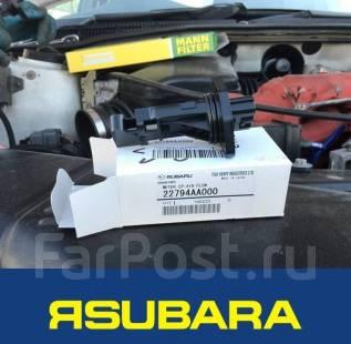 Датчик расхода воздуха. Subaru Legacy, BE5, BHC, BH9, BH5, BE9 Subaru Impreza, GC8, GF8, GD9, GG9 Subaru Forester, SF9 Alaska 7143 Фермер Универсал Дв...