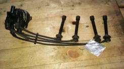 Высоковольтные провода. Nissan: Bluebird, X-Trail, R'nessa, Presage, Bassara, Pulsar, Largo Двигатель KA24DE