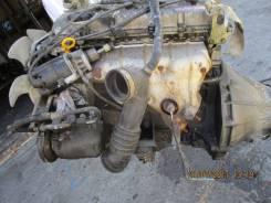 Двигатель в сборе. Nissan Atlas, H2F23 Двигатель KA20DE