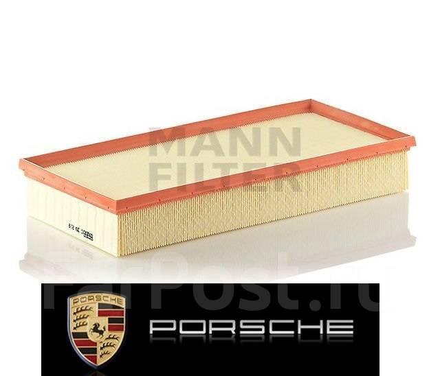 Фильтр воздушный. Audi Q7, 4LB, 7L7 Volkswagen Touareg, 7L6, 7LA, 7P5, 7LA,, 7L6,, 7L7 Porsche Cayenne, 958, 955 Двигатели: BUG, BAR, BTR, BUN, BHK, B...