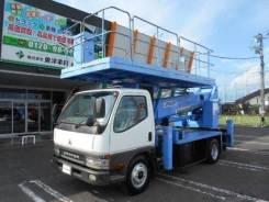 Mitsubishi Canter. , FE63EE, Вышка 15м. от компании JU Motors, 4 700 куб. см., 15 м. Под заказ