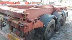 Dennison. Продам полуприцеп контейнеровоз 2004 г. в., 39 000 кг.