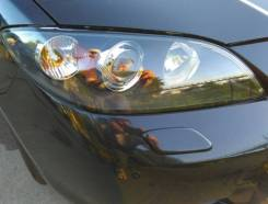 Стекло фары. Mazda Mazda3, BK