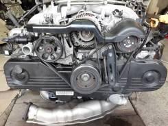 Двигатель в сборе. Subaru Legacy B4, BL5 Subaru Legacy, BP5, BL5 Двигатель EJ203