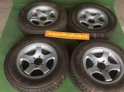 265/65R17 Dunlop SJ6 на литьё (17348R). 7.5x17 6x139.70 ET25