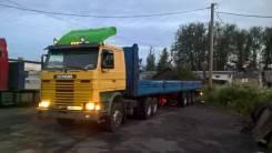 Scania R. Продается сцепка scania 112, 11 000 куб. см., 20 000 кг.