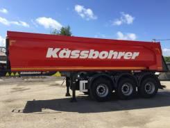Kassbohrer. Самосвальный прицеп Kaessbohrer DL 22 m3, 22 000 кг. Под заказ