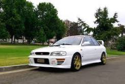 Subaru Impreza WRX. GC8, EJ20G