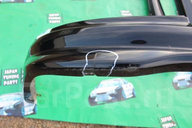 Обвес кузова аэродинамический. Subaru Forester, SG9, SG9L, SG5