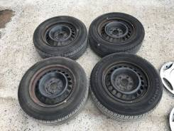 """Комплект колес на Mercedes 15"""" 195/65 R15 C/E-class. 6.5x15 5x112.00"""