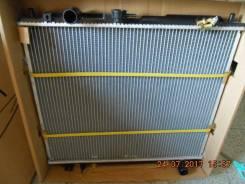 Радиатор охлаждения двигателя. Mitsubishi Pajero, V46WG, V46V, V46W Двигатель 4M40