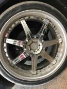 Комплект колёс 5/114.3 R18 235/40. 8.0/9.0x18 5x114.30 ET-40/-40