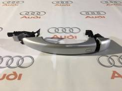Ручка двери внешняя. Audi: A4 allroad quattro, Coupe, Q5, RS4, S4, S5, A4, A1, Q3, A5, Quattro, RS5 Двигатели: CALA, CCWA, CAPA, CAEB, CDNC, CDNB, CDH...