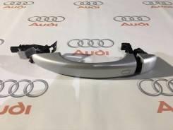 Ручка двери внешняя. Audi: S5, S4, Coupe, A1, Q3, Q5, Quattro, A4 allroad quattro, RS5, RS4, A5, A4