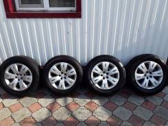 "Комплект колес на Subaru R16"". 6.5x16 5x100.00 ET48"
