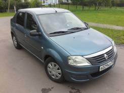 Renault Logan. механика, передний, 1.4 (75 л.с.), бензин, 106 000 тыс. км