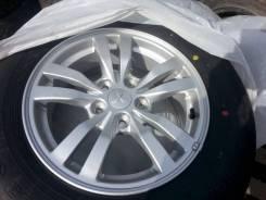 Комплект новых оригинальных колес Mitsubishi. x16 5x114.30