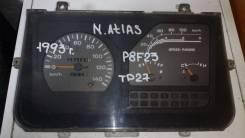 Панель приборов. Nissan Atlas, P8F23 Двигатель TD27