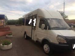 ГАЗ Газель Пассажирская. Продаётся пассажирская газель 19 местная, 2 500 куб. см., 19 мест