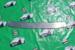 Накладка на бампер. Subaru Forester, SG9L, SG5, SG9