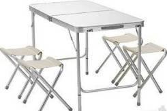 Стол и стулья. Под заказ