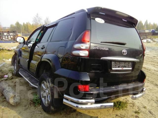 Toyota Land Cruiser Prado. GRJ120, 1GR