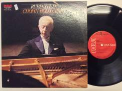 Антон Рубинштейн - Полонезы Шопена / Rubinstein - Chopin Polonaises -