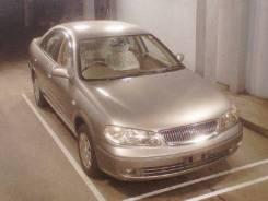 Радиатор охлаждения двигателя. Nissan Almera