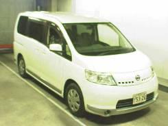 Диффузор. Nissan Serena, C25
