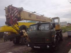 МАЗ Ивановец. Автокран Ивановец, 11 400 куб. см., 14 000 кг., 14 м.