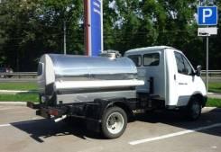 ГАЗ 3302. Газ 3302 Молоковоз, 2 700 куб. см., 3 500 кг.