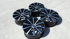 DAI Alloys Raze. 7.5x18, 5x114.30, ET53, ЦО 73,1 мм.