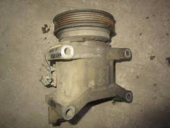 Компрессор кондиционера. Nissan Micra, K11E Двигатели: CG13DE, CG10DE, CGA3DE
