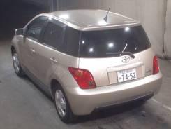 Диффузор. Toyota ist