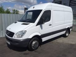 Mercedes-Benz Sprinter 515 CDI. Mercedes-benz sprinter 515 cdi, 2 148 куб. см., 3 места