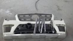 Бампер. Mercedes-Benz GLS-Class, X166 Mercedes-Benz GL-Class, X166