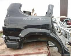 Кузов задняя часть Toyota Land Cruiser Prado j120