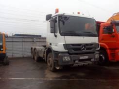 Mercedes-Benz Actros. 3341S 6Х4, б/у 2013 г, 11 000 куб. см., 44 000 кг.