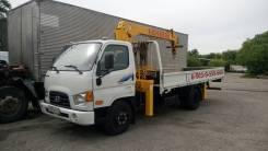 Hyundai HD78. Hyundai Mighty, 3 903 куб. см., 3 500 кг., 9 м.