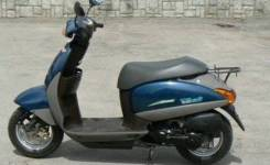 Honda Tact AF-51. 50 куб. см., исправен, без птс, с пробегом