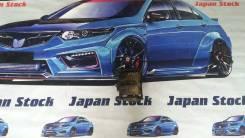 Суппорт тормозной. Honda Accord, CF3, CF4 Honda Torneo, CF3, CF4 Двигатели: F18B, F20B